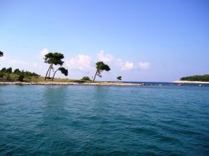 Mali Lošinj - pobřeží