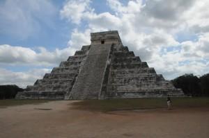 dovolená Mexiko