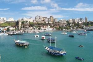 Bahia - Brazílie - přístav