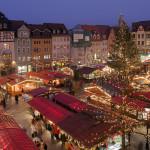 Vánoční trhy v Drážďanech 2014