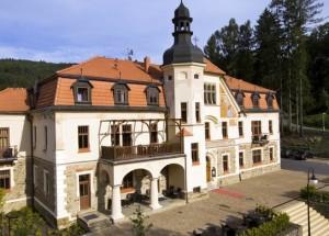 Luhacovice,Czech Republic 19.08.11 - Hotel Augustiansky Dum / Photo by Jan Prerovsky / tel.: +420 608 227 561 / www.janprerovsky.com