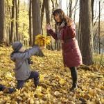 I v přírodě se dá strávit příjemná dovolená s dětmi