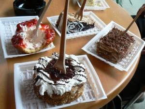 Bulharsko - dortíky