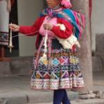 Dokumenty pro vstup do Peru, etiketa