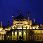 Brighton, živé a kosmopolitní město jižní Anglie