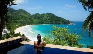 Seychely, ranní výhled, zdroj: Exclusive Tours
