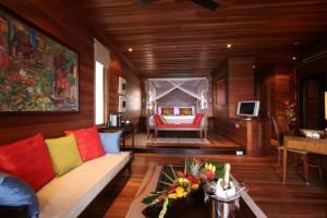 Seychely, neobyčejné ubytování, zdroj: Exclusive Tours