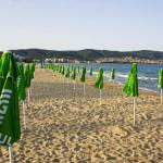 Sluneční pobřeží – krásná oblast Bulharska