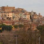 Toskánsko a Chianciano Terme