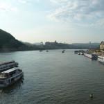 Plavba po Dunaji z Německa do Rakouska