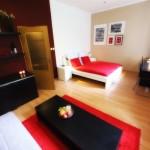 Ubytujte se v apartmánech v centru Českých Budějovic